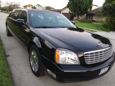 excellent 2004 Cadillac DTS LIMOUSINE for sale