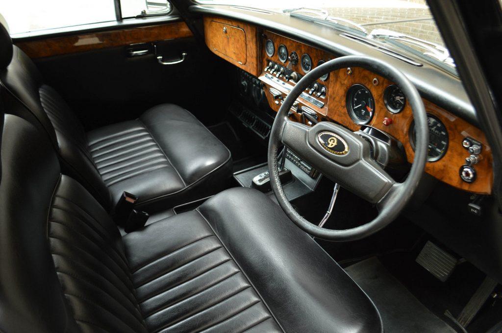 rare 1985 Daimler DS 420 Limousine