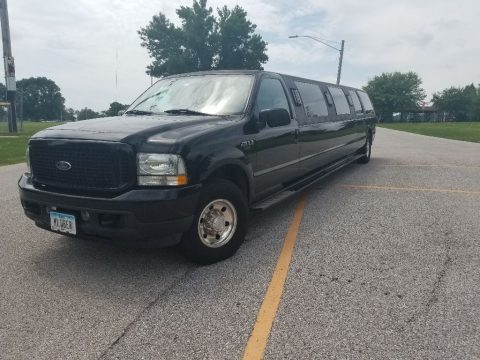 rust free 2004 Ford Excursion limousine for sale