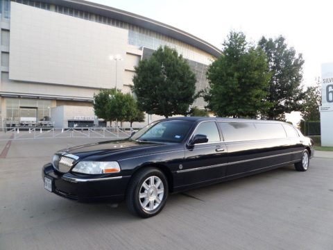 well serviced 2009 Lincoln Town Car Limousine for sale