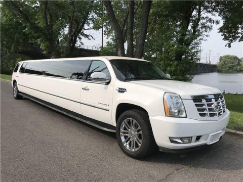 longest 2008 Cadillac Escalade Extended LIMOUSINE for sale