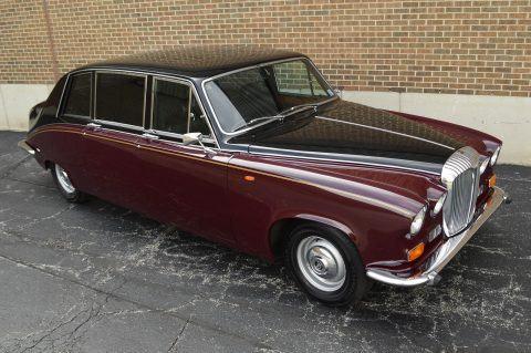 Rolls Royce cousin 1985 Daimler DS 420 Limousine for sale
