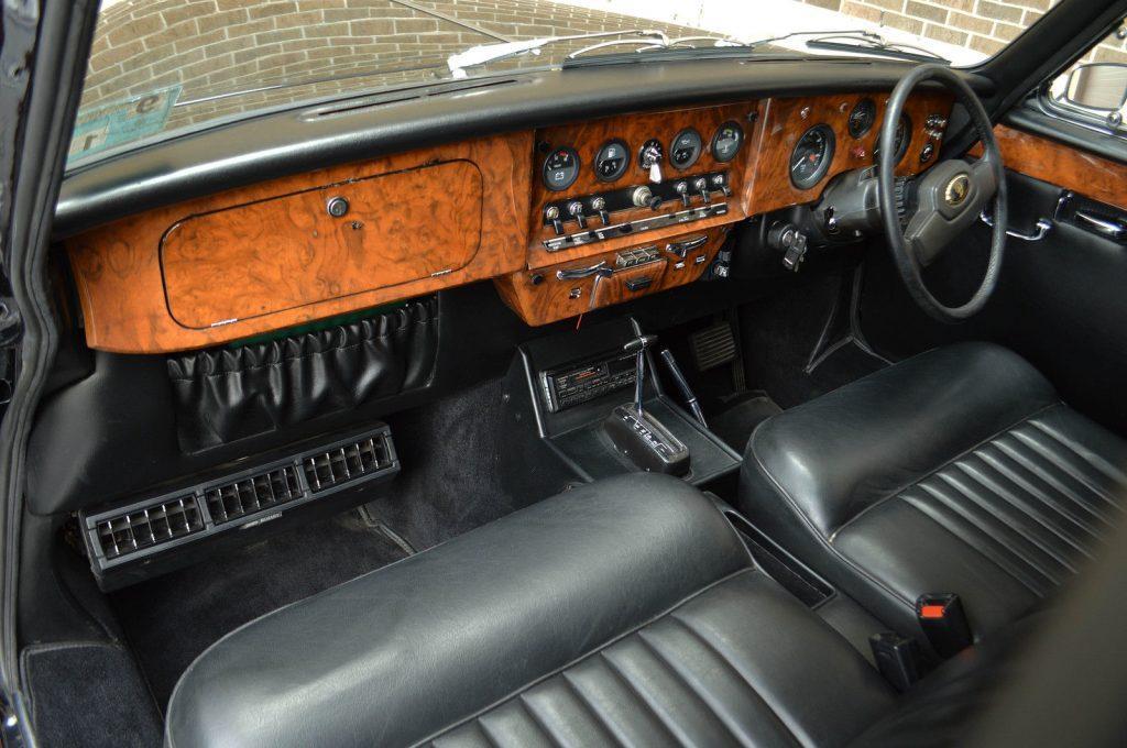 Rolls Royce cousin 1985 Daimler DS 420 Limousine