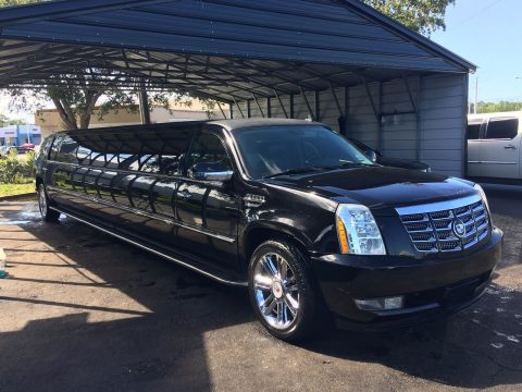well maintained 2007 Cadillac Escalade Limousine for sale