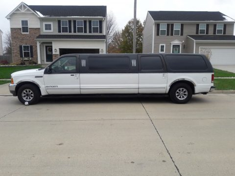good shape 2001 Ford Excursion XLT Limousine for sale