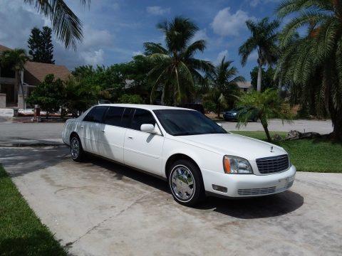 pristine shape 2004 Cadillac DTS Eureka SIX DOOR LIMOUSINE for sale