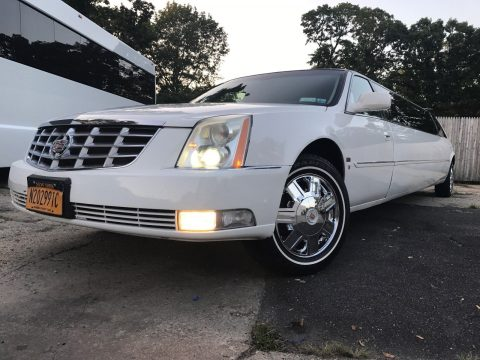 great shape 2008 Cadillac DTS Tiffany Limousine for sale