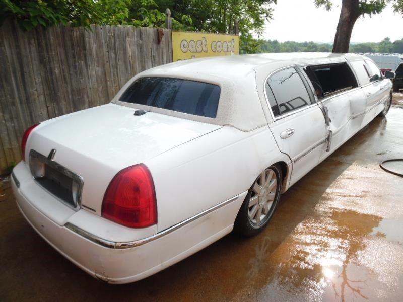 nice 2003 Lincoln Town Car Krystal Coach Limousine