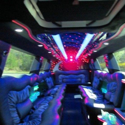 very nice 2008 GMC Yukon limousine