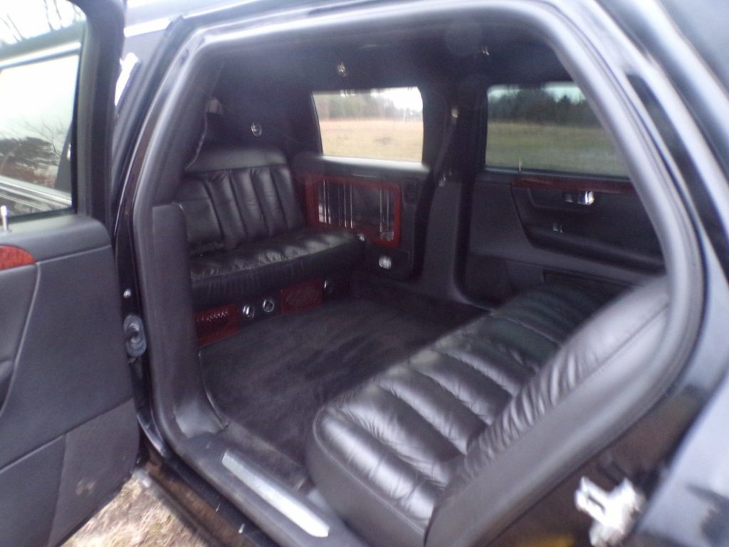 well maintained 2007 Cadillac DTS Professional Limousine