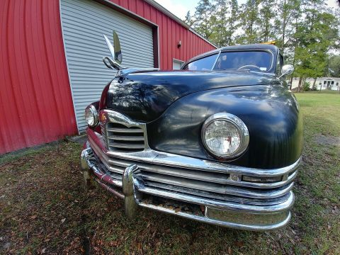 good running survivor 1948 Packard Super Deluxe Eight limousine for sale