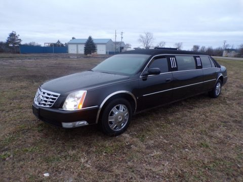 Well Maintained 2007 Cadillac DTS Professional limousine for sale