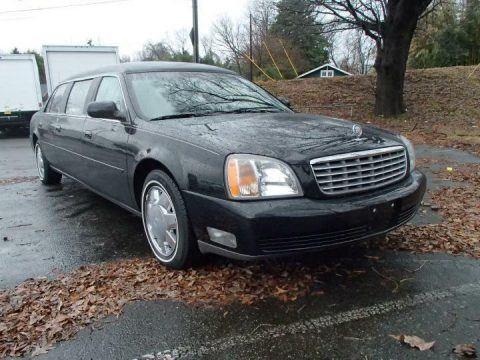 excellent shape 2001 Cadillac Deville Limousine for sale