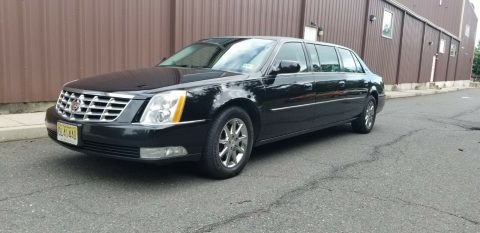 garage kept 2011 Cadillac DTS Limousine for sale