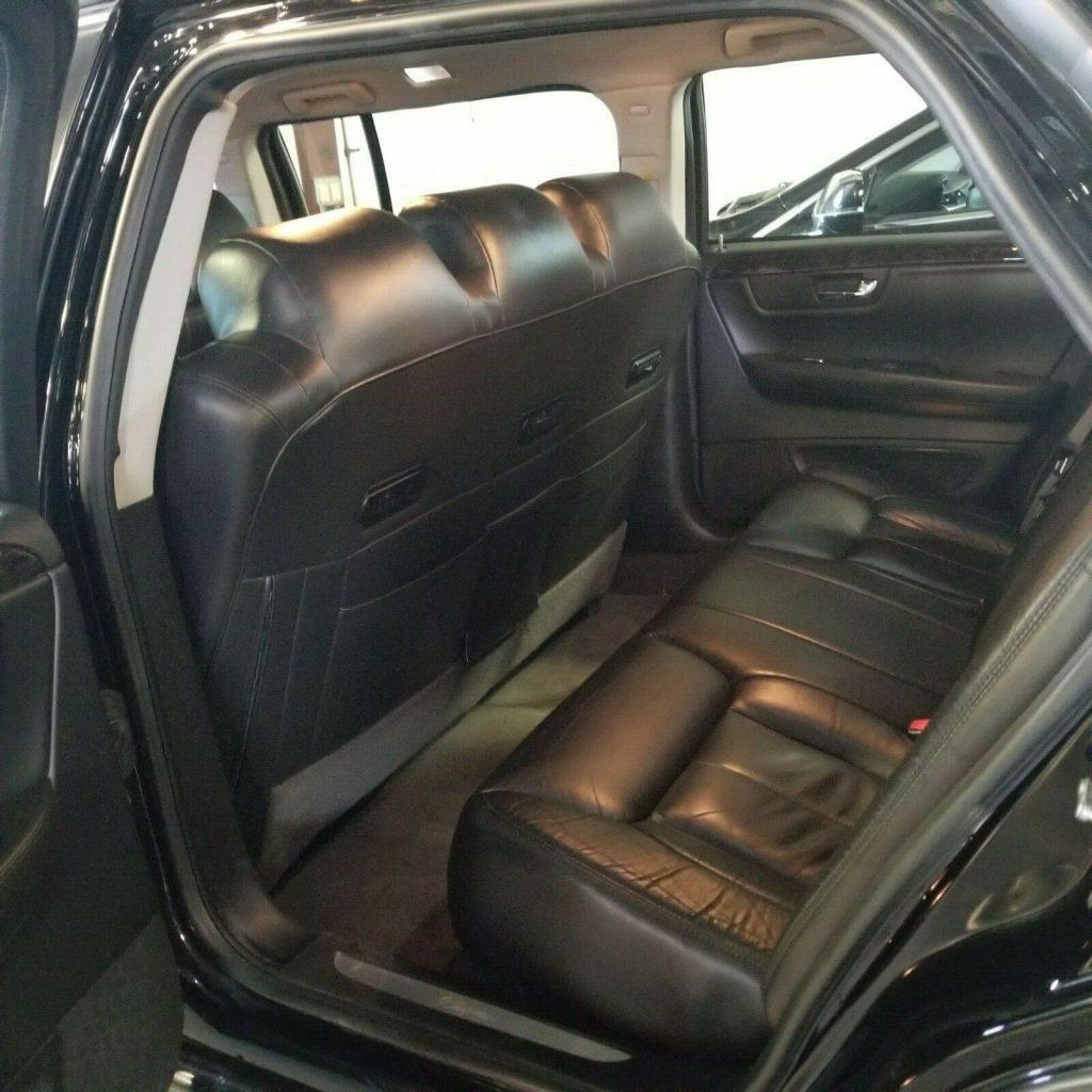 garage kept 2011 Cadillac DTS Limousine