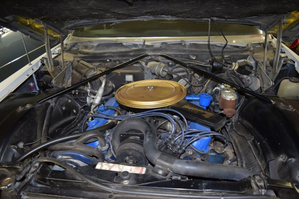 rare 1969 Cadillac Fleetwood Limousine