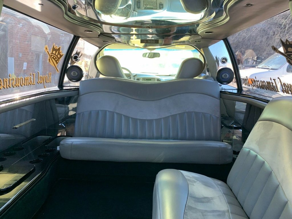great shape 2000 Ford Expedition LIMOUSINE