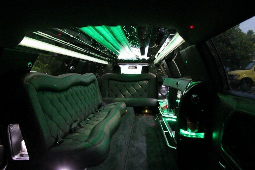 unique 2015 Dodge Challenger SXT limousine