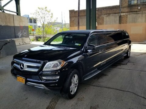 very nice 2013 Mercedes Benz GL 450 Limousine for sale