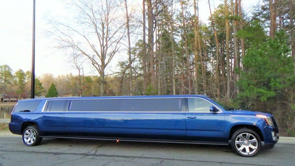 beautiful Escalade kit 2016 GMC Yukon Limousine