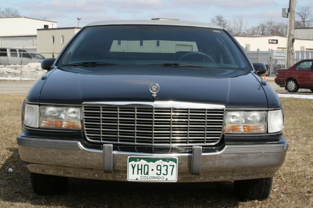 great shape 1993 Cadillac Fleetwood limousine