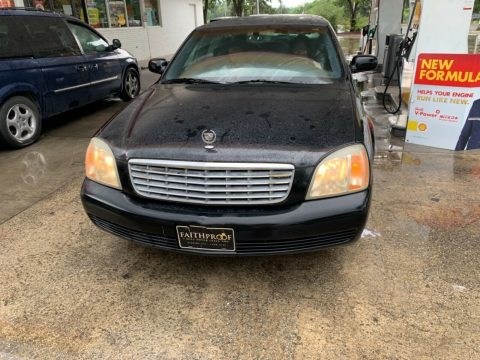 great shape 2002 Cadillac Limousine for sale