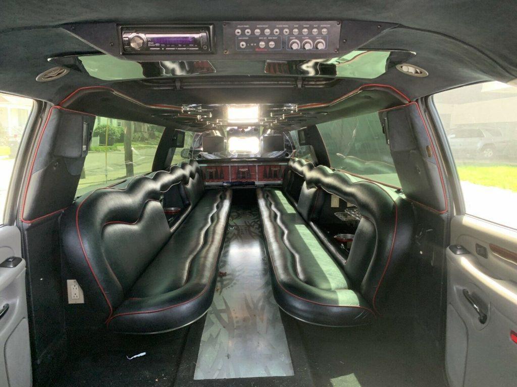 great shape 2004 Cadillac Escalade Limousine