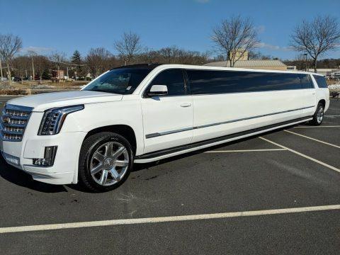 low miles 2015 Chevrolet Suburban limousine for sale