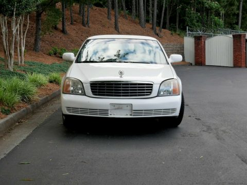 needs service 2000 Cadillac DeVille Limousine for sale