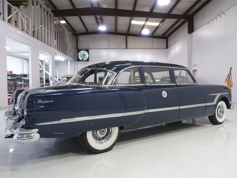 rare 1953 Packard Executive Limousine
