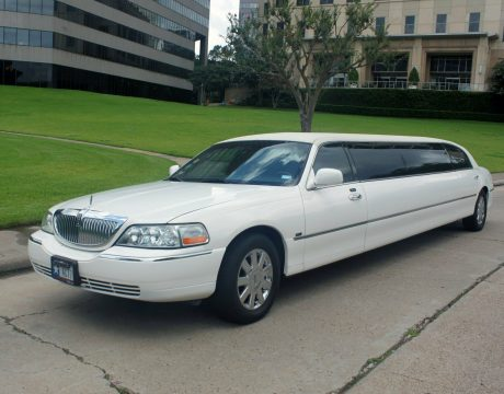 geat shape 2007 Lincoln Town Car Limousine for sale