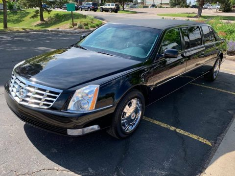 Immaculate 2009 Cadillac DTS Superior Limousine for sale
