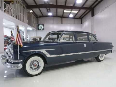 low miles 1953 Packard Executive Limousine for sale