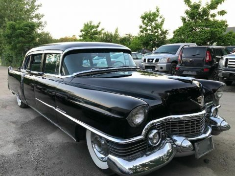 new parts 1954 Cadillac Series 75 Fleetwood Limousine for sale