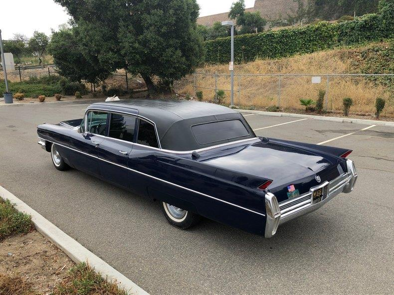 very nice 1965 Cadillac Fleetwood Limousine