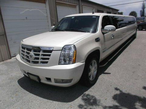 well serviced 2008 Cadillac Escalade Limousine for sale