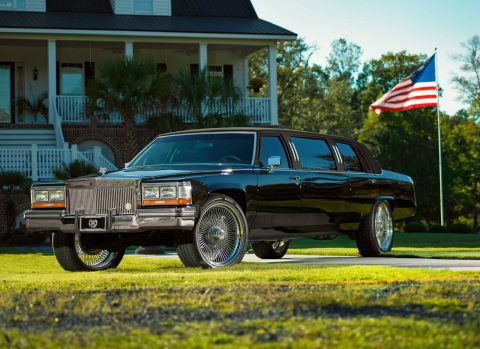 custom 1987 Cadillac Limousine for sale