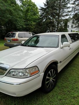 New Engine 2006 Lincoln Town Car Limousine for sale