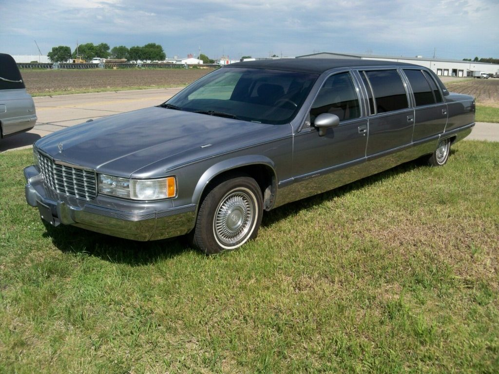 good shape 1994 Cadillac Fleetwood Limousine