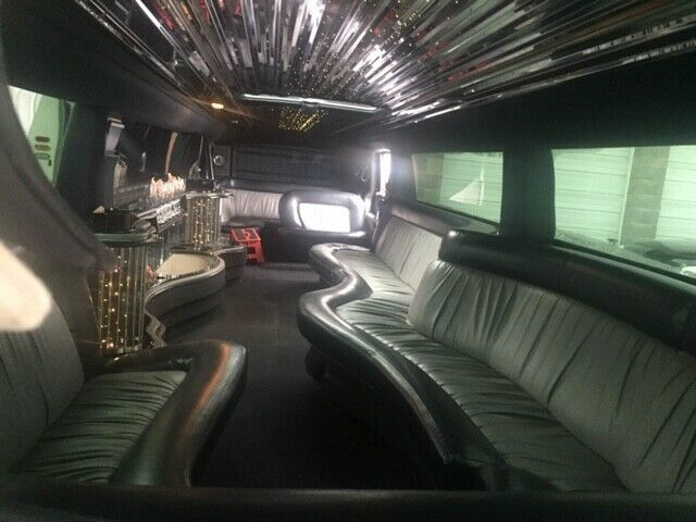 good shape 2005 Hummer H2 limousine