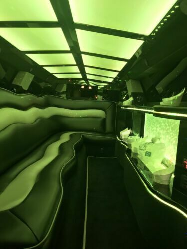 great shape 2014 Chrysler 300 Series Limousine