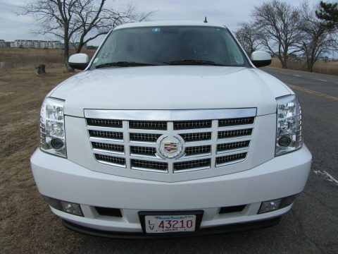 low miles 2014 Cadillac Escalade limousine for sale