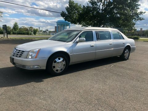 mint 2009 Cadillac DTS limousine for sale