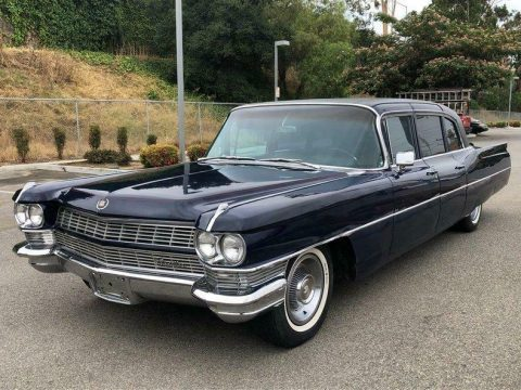 nice 1965 Cadillac Fleetwood Limousine for sale