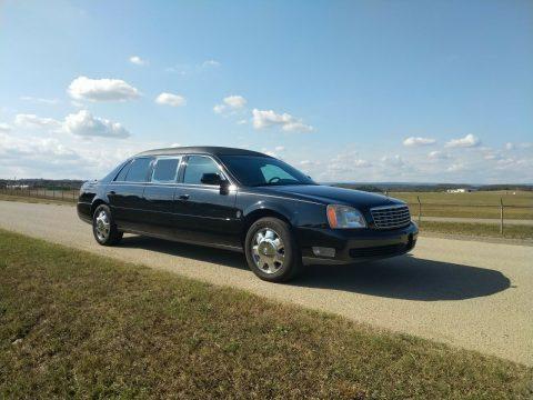 nice 2004 Cadillac DeVille limousine for sale