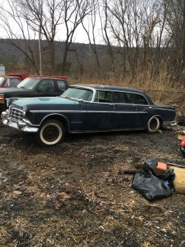 rare 1956 Chrysler Imperial Limousine for sale