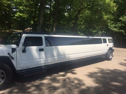 very nice 2005 Hummer H2 Stretch Limousine for sale