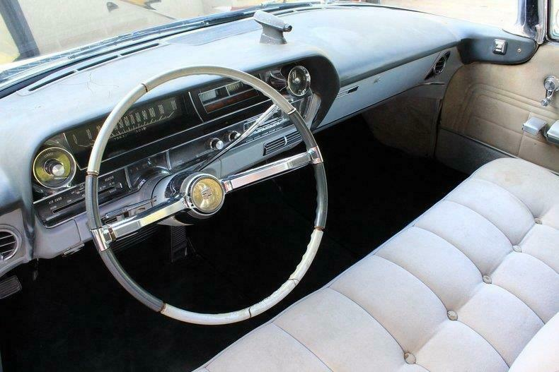 nice and clean 1964 Cadillac Fleetwood 75 series limousine