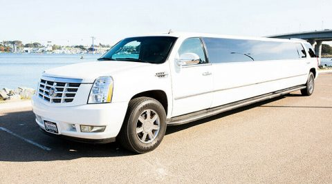 very nice 2007 Cadillac Escalade Limousine for sale