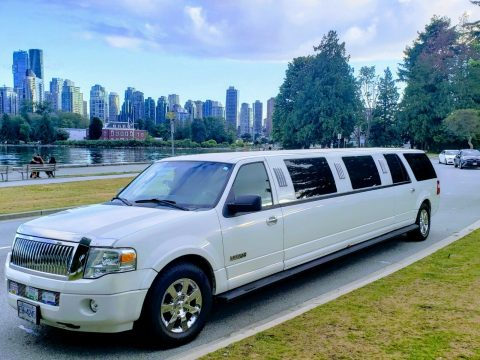 well running 2008 Ford Expedition EL Limousine for sale